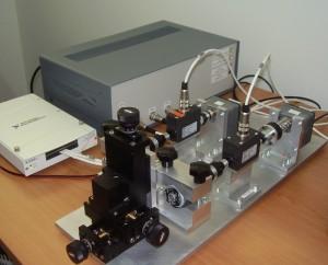 Small size electric motors test bench en4 engineering for Electric motor test bench